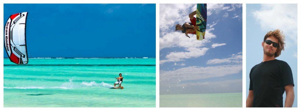 Kite Surfing Zanzibar